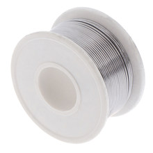 Tin Lead 25/75 Flux 2.0% Rosin Soldering Core 1mm One Piece 0.04inch 100g Solder Wire(China)