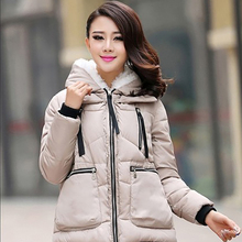 цена на Pregnancy  Clothes Outerwear  Plus Size S-5XL Maternity Winter Coat   Pregnant Women  Long Hooded Thicken Down Casual Coat