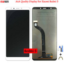 5.7 IPS LCD For Xiaomi Redmi 5 Display Screen with Frame Replacement 10 Touch Assembly MDG1 MDTI MDI1