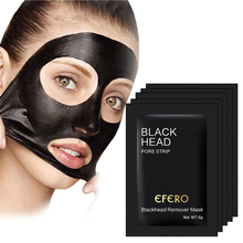Black Mask for Face Mask Nose Acne Blackhead Remover Cleanser Black Head Masks Peel Off Pore Strip Face Care 5-20pack for Choose 10pcs lot beauty nose mask herbal blackhead removal black mask face mask black head pore strip peel off makeup black dots mask