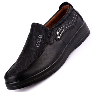 Image 2 - Nieuwe Handelsmerk Grootte 38 47 Upscale Mannen Casual Schoenen Mode Lederen Schoenen Voor Mannen Zomer Heren Platte Schoenen Dropshipping
