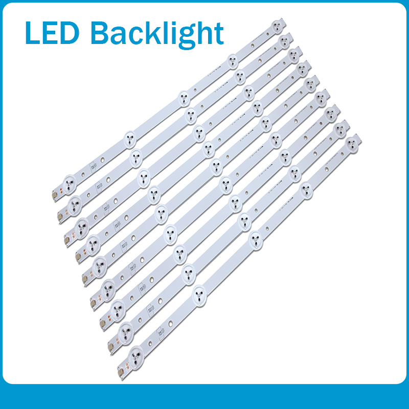 Suitable For Original 39-inch LED Strip W/optical Lens Filter Large Size TV Panel Backlight SW3228 Length 42 Cm