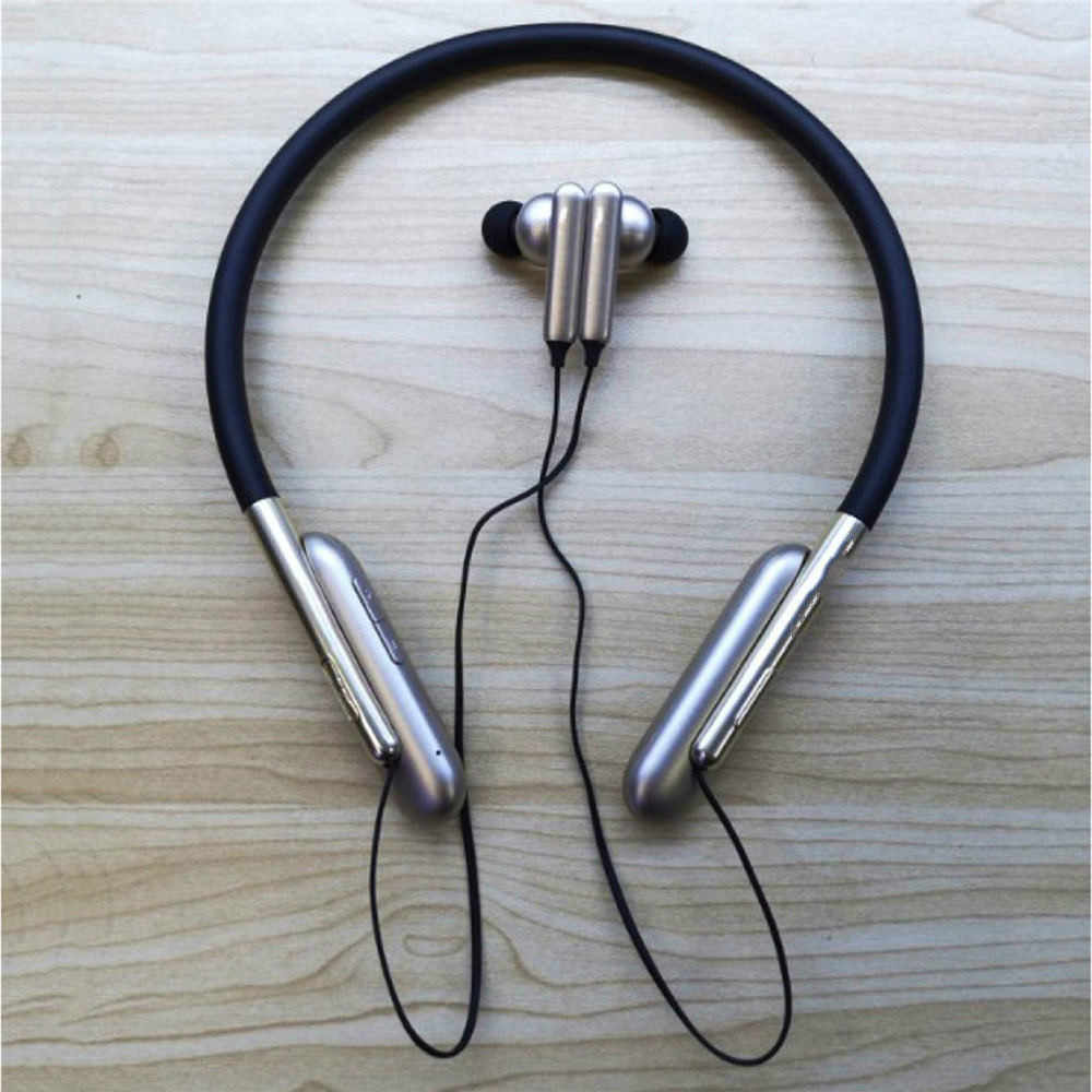Wireless Bluetooth Headsets Neck Bluetooth Earphones With Microphone Replacement For Samsung U Flex Headphones Eo Bg950 Earphone Aliexpress