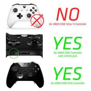 Image 3 - Retromax Vervanging Lb Rb Bumper Button Trigger Onderdelen Voor Microsoft Xbox Een Controller Xbox Een Elite Controller