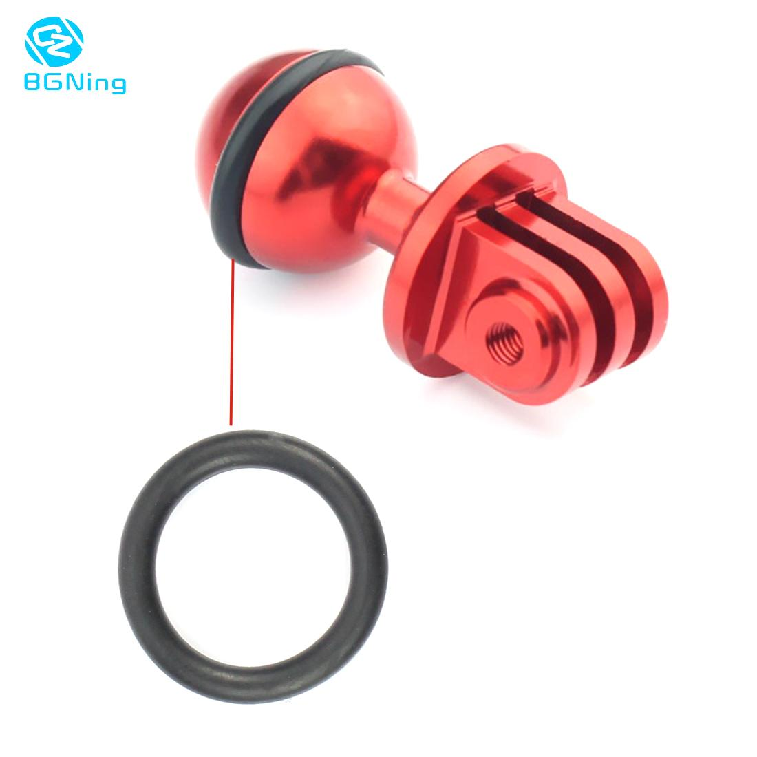 10PCS BGNing Diving Waterproof O Ring for Video Light Arm Bracket Ball Mount Adapter SLR Camera Tray Underwater Photography