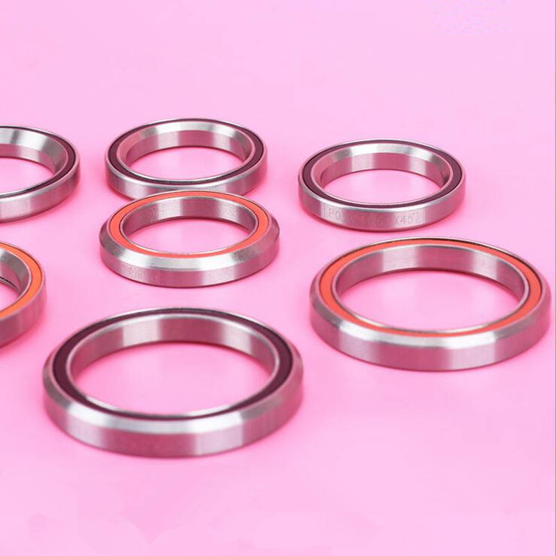 RISK 41 41.8 47 49 51 52 Mm General Repair Headset Bearings Bike Bearing 28.6/44/30 Mm Bearing Steel MTB Bike Headset Bearing
