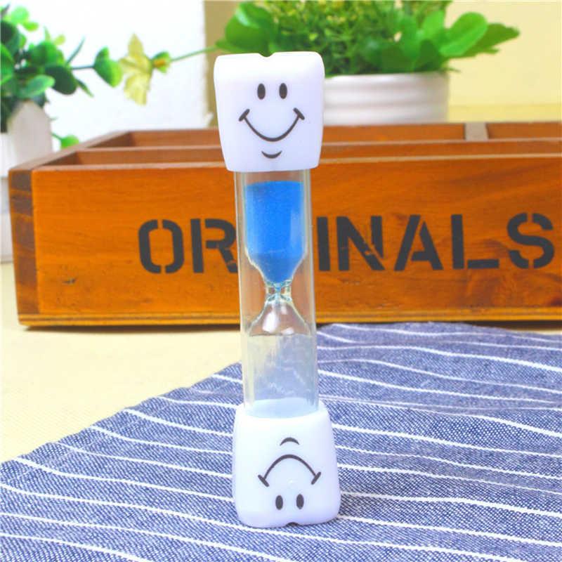 3 dakika kum saati kum zamanlayıcı çocuk oyuncakları kum saati diş fırçası zamanlayıcı karikatür gülen pişirme oyunu fırçalama diş kum zamanlayıcı