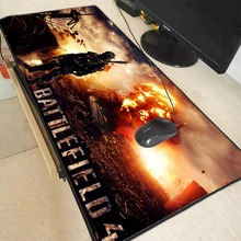 Mairuige Battlefield 3 Keyboard Pad Large Locking Edge Mouse Pad Size 90x40cm Mousepads Best Gaming Mouse Pad Gamer Padmouse warhammer 40k mouse pad locrkand 900x400x4mm mousepads best gaming mousepad gamer hot sales personalized mouse pads keyboard pad