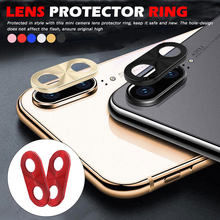 Camera Lens Protector For Huawei P20 P30 Lite Nova 5 Pro 5i 3 3i Honor 20 Pro Aluminum Protective Cover Case Metal Protection(China)