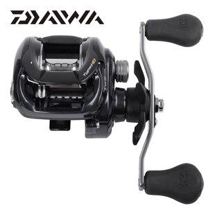 Image 2 - DAIWA TATULA HD TYPE HD Fishing Reels 200H/200HL/200HS/200HSL 7BB Baitcast Reel Gear Ratio 6.3:1/7.3:1 Max Drag 6kg Reel Fishing