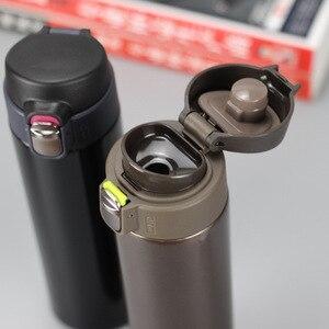 Высокое качество портативный термос бутылка девушка/нержавеющая сталь для мальчиков бутылка для воды термосы Изолированные чашки высокой емкости студентов