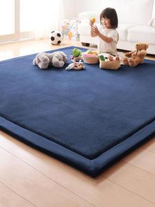 QWZ Mattress Blanket Cushion Tatami-Mats Crawling Thick Baby Bedroom Barpet Bhildren