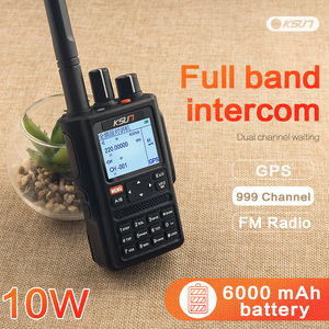 KSUN Walkie Talkie Outdoor 10W