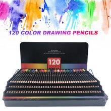 120pcs/набор для рисования эскизов карандаш комплект эскиз комплект манга каллиграфии цветные ручки карандаши канцтовары товары для творчества