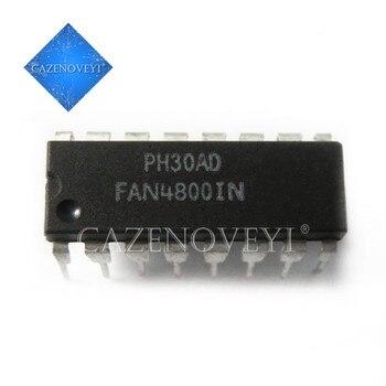 5pcs/lot FAN4800A FAN4800IN FAN4800ASNY FAN4800 DIP-16 In Stock - discount item  8% OFF Active Components