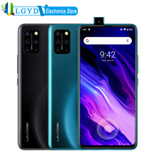 UMIDIGI S5 Pro Global 4G téléphone portable RAM 6GB 6.39 ''Android 10 18W cellules de Charge rapide double SIM FCC NFC Smartphone bluetooth 5.0(China)