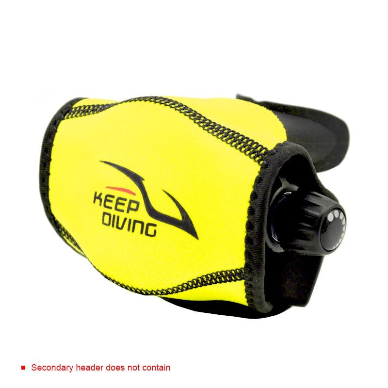 Dive Regulator Cover SCUBA Second Cover Regulator Stage Water Diving Neoprene For Snorkeling Diving