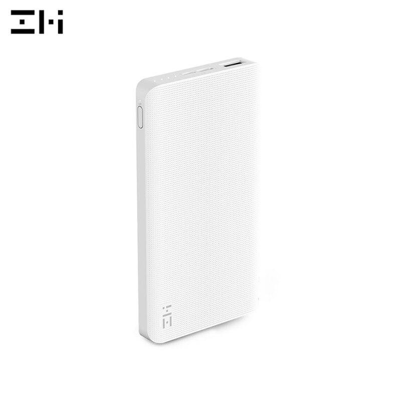 Внешний аккумулятор ZMI 810 10000 мА/ч, мобильный повербанк портативная батарея [доставка из России]