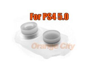 Image 4 - 200pcs עבור PS4 JDS050 JDS 0050 055 5.0 L2 R2 L1 R1 גומי מוליך רפידות PS4 בקר סיליקון גומי כפתורים