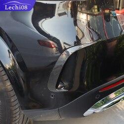 Отделка Рамы Для Mercedes gle w167 gle carbon gle 2020 gle 350/amg 450 500e amg аксессуары для внешней отделки
