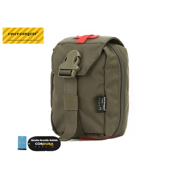 цена на Survival Product Military First Aid Kit Emerson Medic Pouch Molle airsoft special force gear EM6368