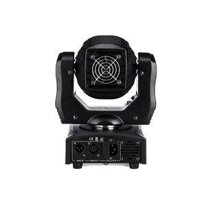 Image 3 - 2 قطعة LED بقعة 60 واط تتحرك رئيس ضوء Gobo/نمط دوران التركيز اليدوي مع تحكم DMX ل العارض Dj ديسكو المرحلة الإضاءة