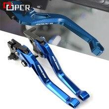 TRACERโลโก้รถจักรยานยนต์CNCเบรคคลัทช์LeversสำหรับYamaha TRACER 900 700 GT Tracer700 Tracer900 Gt 2014 2020