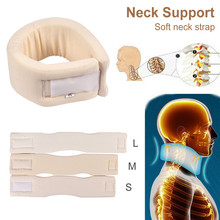 OLOEY Adjustable Foam Health Care Neck Braces Collar Dislocation Fix Cervical Pain Relief Posture Corrector Neck Supports Caring neck nerves headaches pain relief massager hammock effective cervical posture alignment braces support for home office travel