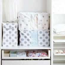 Buy Large Foldable Storage Bag Clothes Quilt Zipper Box Closet Sweater Organizer Box Zip Pouch directly from merchant!
