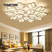 Современная светодиодный ная люстра потолочный светильник в