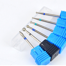 1 PCS Diamond Nail Drill Bit Rotary File For Manicures Electric Machine Accessories Cutter Tools Equipment
