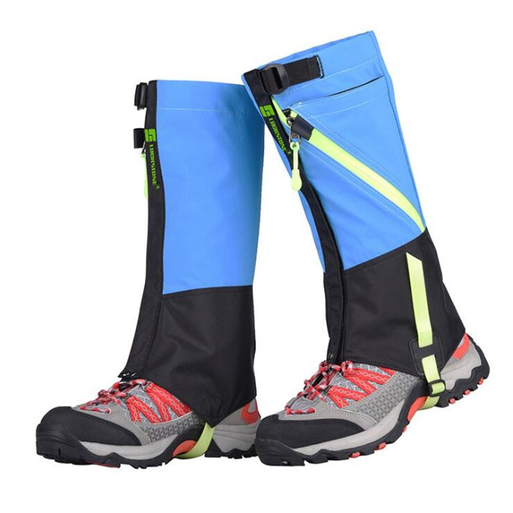 HiMISS Children Breathable Hiking Snow Shoes Cover Waterproof Foot Cover Shoe Cover Leggings Calf
