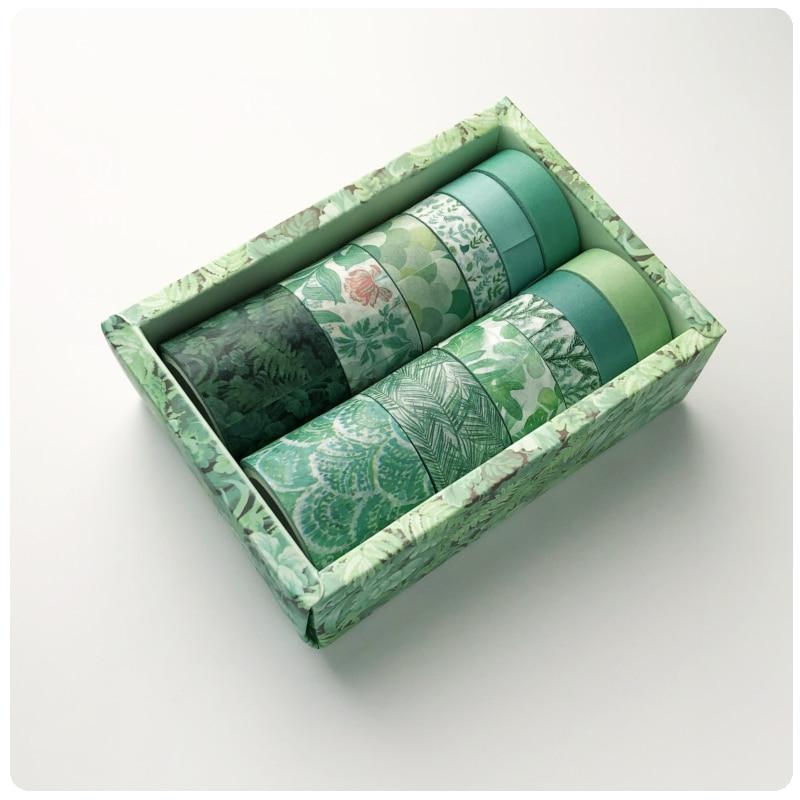 Masking Tape Stickers Bullet-Journal-Tape School-Supplie JIANWU 3m Cute Combination Series