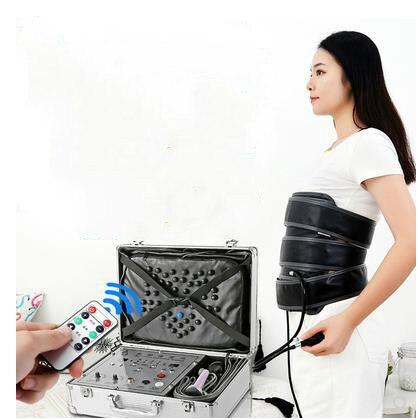 cinto de aquecimento da protecao da cintura da vibracao do calor da cintura gordura abdominal