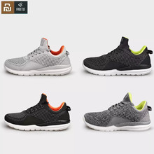 Youpin FREETIE Men Light Running Shoes Air Mesh Breathable Cushioning Casual Running Shoes for Xiaomi