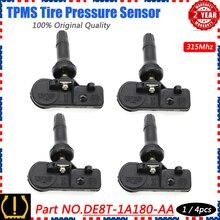 סואן TPMS צמיג לחץ צג חיישן DE8T 1A180 AA עבור פורד להגמיש פוקוס Fusion מוסטנג מעבר לינקולן MKC MKS MKT MKX 315mhz