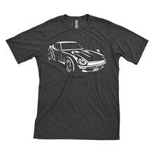 1972 para datsun 240z camisa entusiastas do carro unisex para datsun 240z camisa clássico para datsun camisa para datsun 280z shir