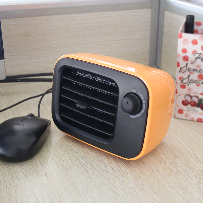 Ceramics Heating Heater Electric Warmer Retro Adjustable Portable For Home Desktop _WK