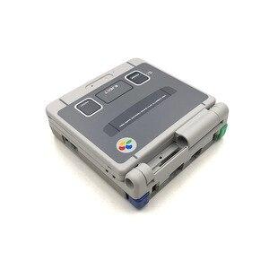 Image 5 - Sınırlı sayıda tam konut kabuk değiştirme için Nintendo Gameboy Advance SP için GBA SP oyun konsolu kapak kılıf
