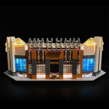 USB Powered LED Lighting Kit for Manchester 10272 Model Building Block (LED Included Only, No Kit)