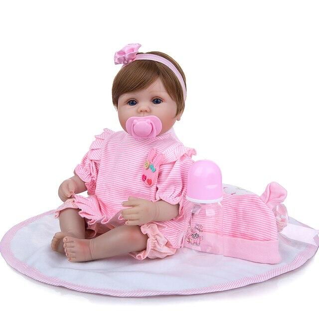 Кукла-младенец KEIUMI 17D03-C374-T29-H102-H162