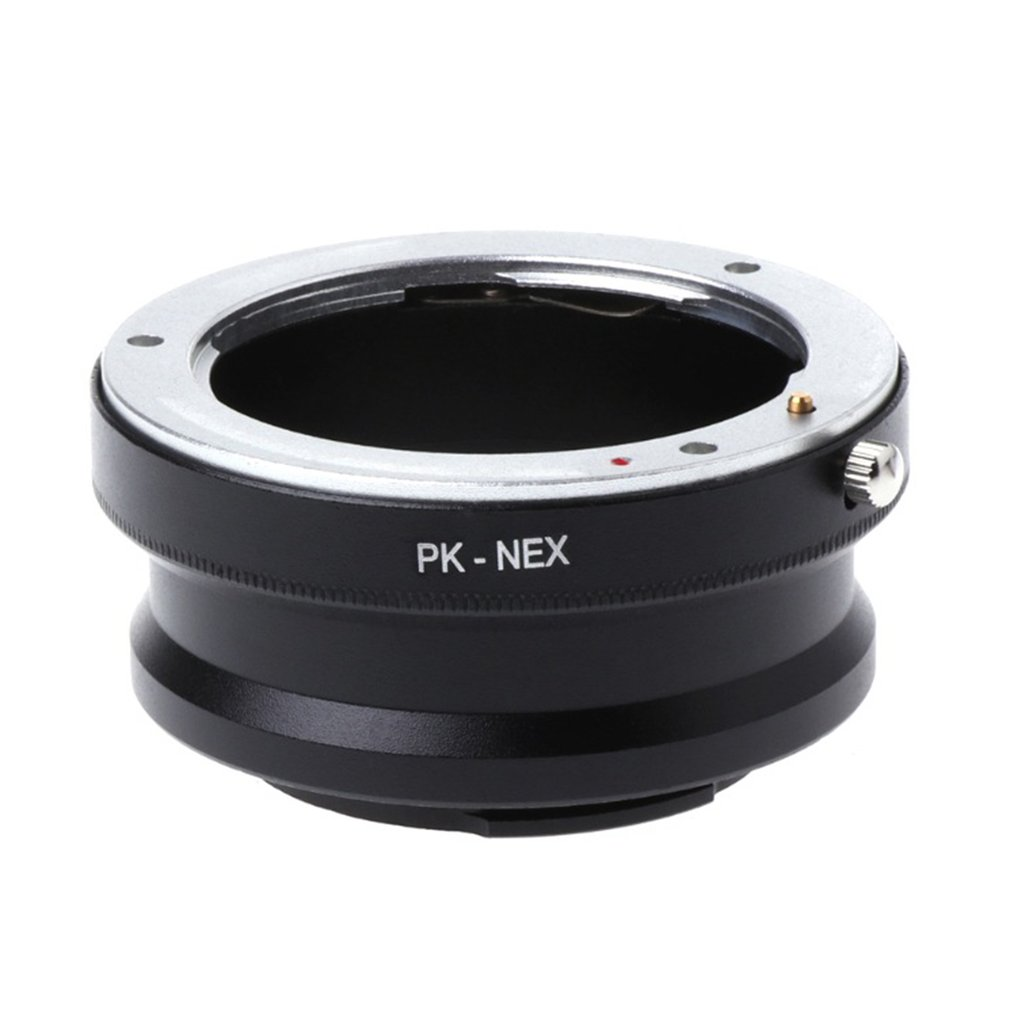 PK-NEX Adapter Digital Ring Camera Lens Adapter For Pentax PK K-mount Lens For Sony NEX E-Mount Cameras