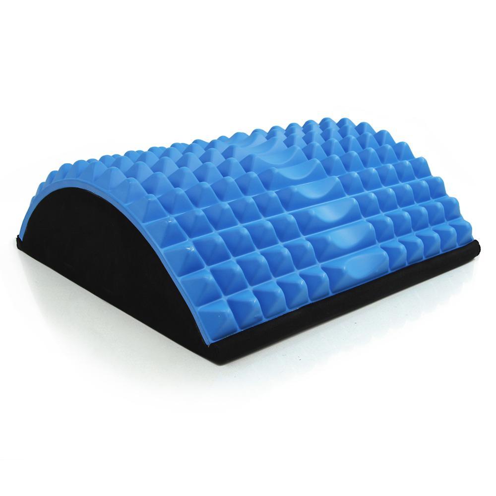 Tetik noktası masaj karın Mat sit-ups AB akupressur matı çekirdek eğitmen omurga rahat Fitness ekipmanları