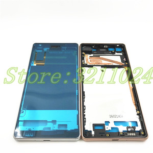 Image 2 - Middle Frame For Sony Xperia X F5121 F5122 Frame Bezel LCD Housing Chassis Mid Faceplate Replacement Repair Spare Parts