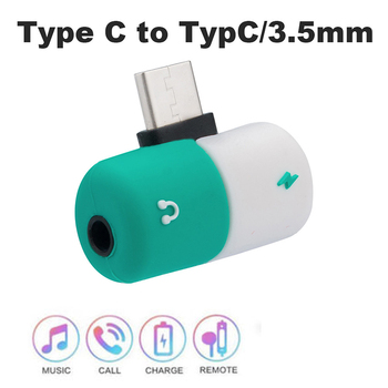 2 In 1 For Lightning Adapter For IPhone 7 Charging Adapter For IPhone 8 7 Plus 10 X Charger Splitter Headphone Adapter TSLM1