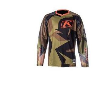Klim 2020 nuevo jersey de ciclismo de motocross para adultos portes scenso FXR SRAM DH MTB cuesta abajo