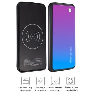 Image 3 - Iphone 11 11 プロケース 5000 mah勾配 2 で 1 磁気ワイヤレス充電器powerbank iphone 11 11 プロマックスバッテリーケース
