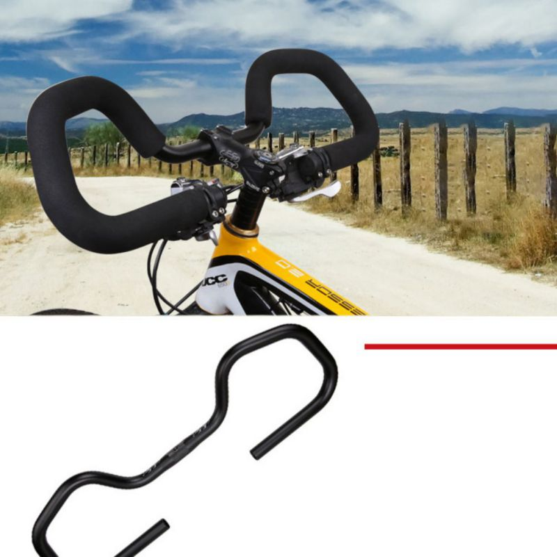 Trekking Butterfly Handlebar Alloy Multi-Position Handle Bar Bike Bicycle