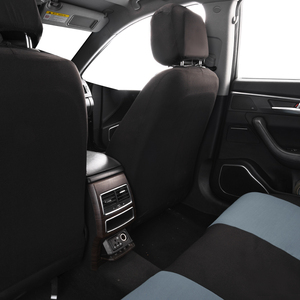 Image 2 - automobile seat covers protectors easy installation washable airbag compatible low bucket universal