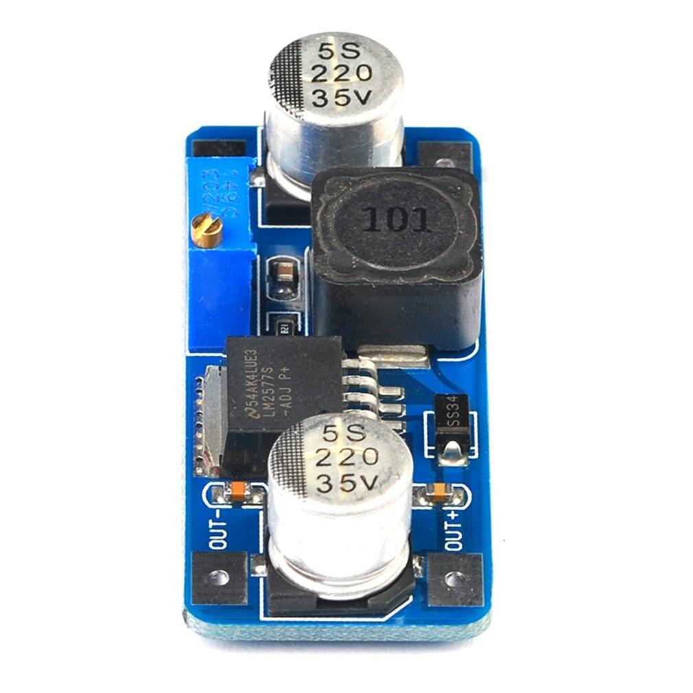 Dc-Dc Boost Module Lm2577 Dc Converter Boost Board 3A Output Ultra Small Volume Boost Board Volume Module